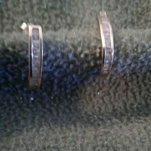 Women's 10k gold earrings